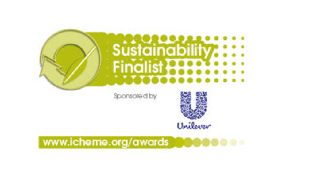 AN EXCELLENT EVENING AT THE ICHEME GLOBAL AWARDS ON THE 1ST NOVEMBER 2018