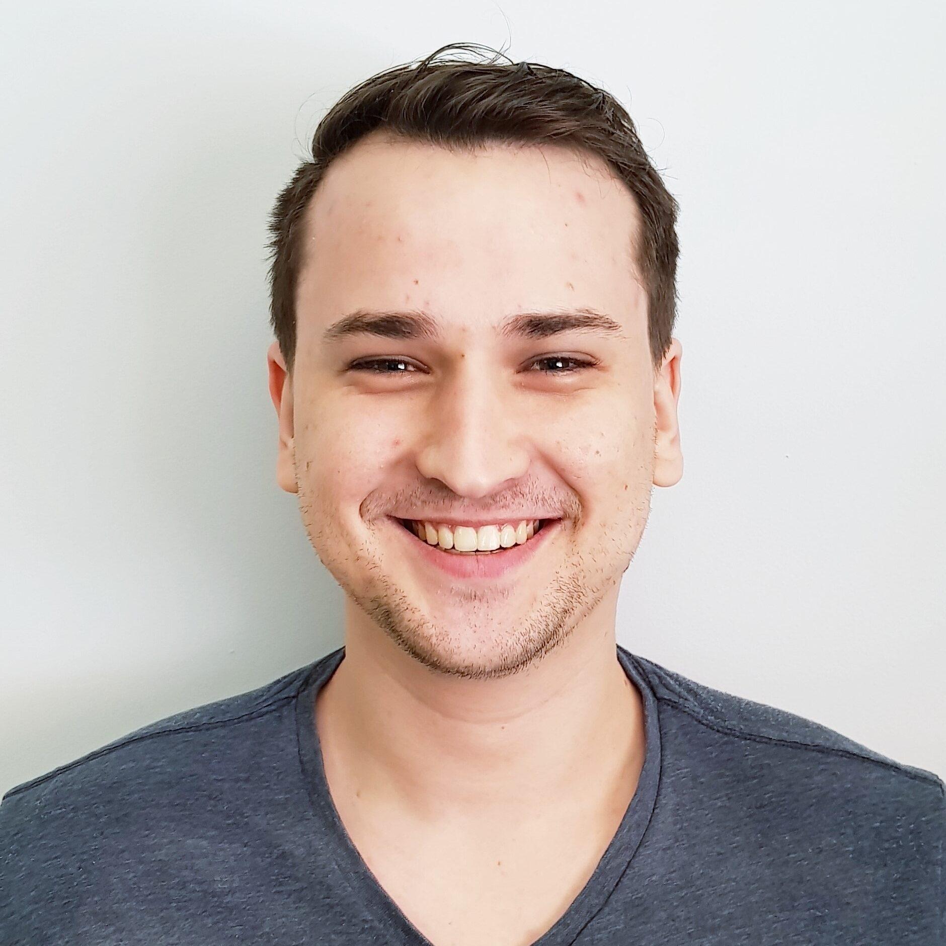 Joshua Koszo Headshot